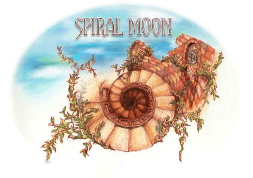 SPIRAL MOON