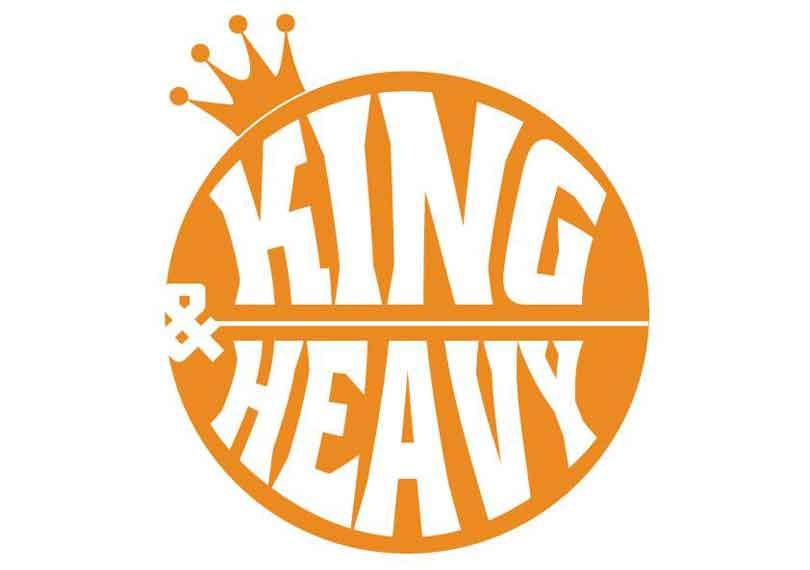KING&HEAVY