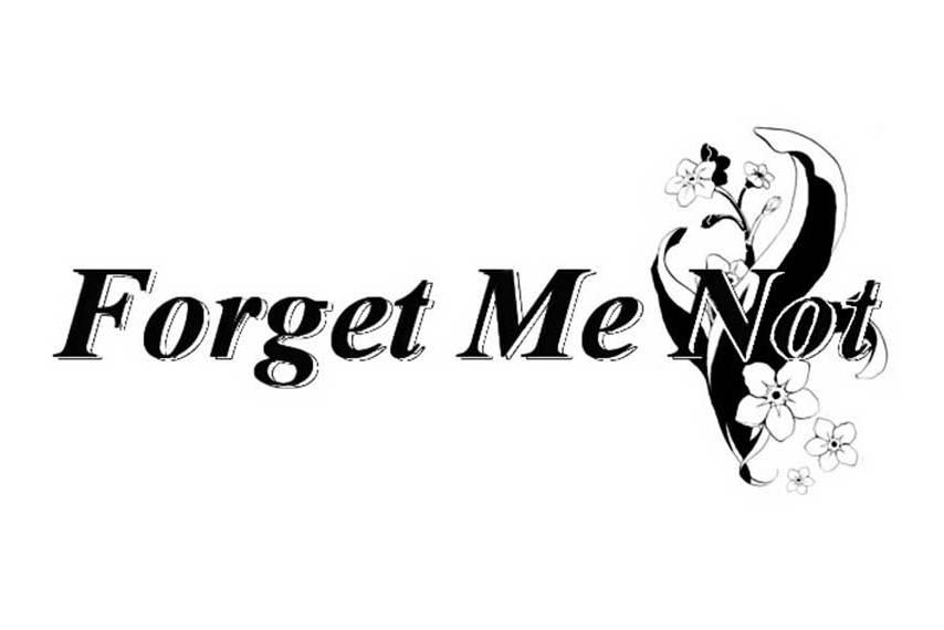 演劇ユニット Forget Me Not