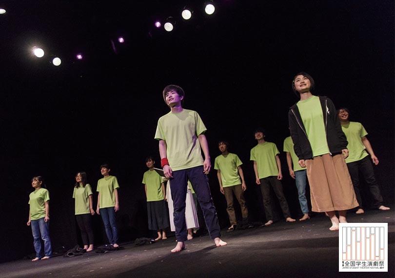 第2回:岡山大学演劇部『山田次郎物語』