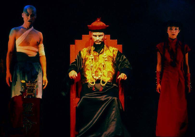 紙芝居原色活劇オペラ 怪人フー・マンチュー ―不死と不死身のレクイエム―