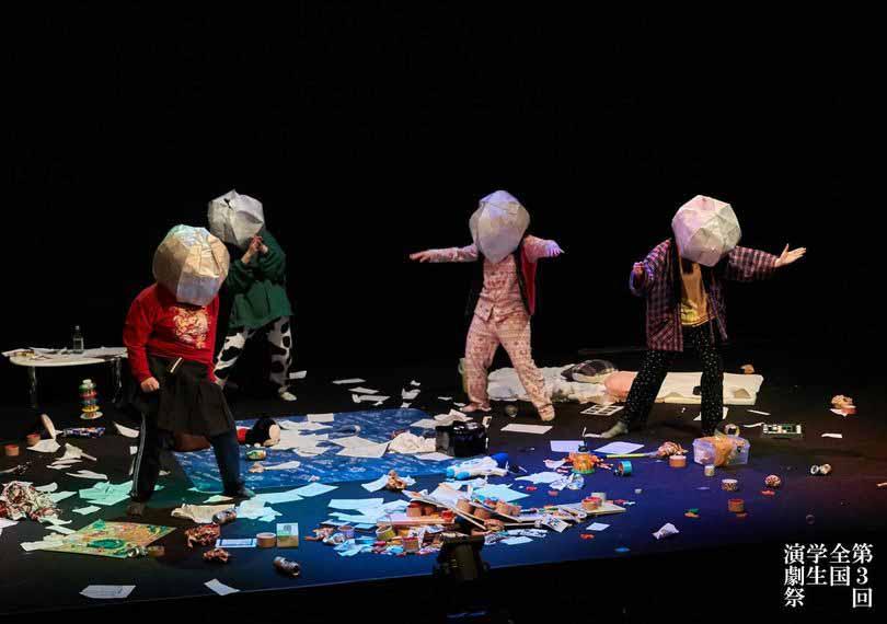 第3回:三桜OG劇団ブルーマー 『スペース.オブ.スペース』