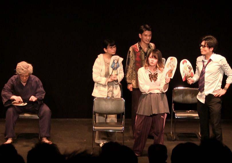 第4回30GP 劇団乱れ桜「Break Room」
