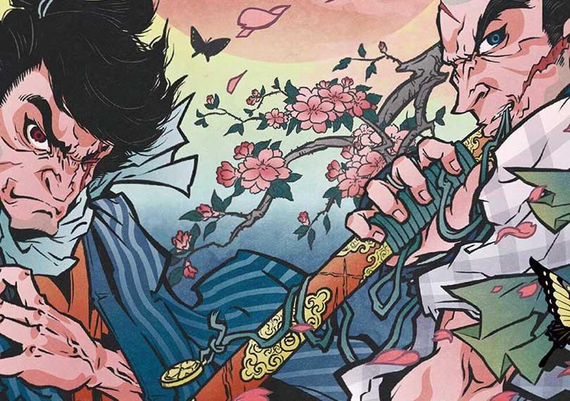 act#013「桜舞う夜、君想ふ」