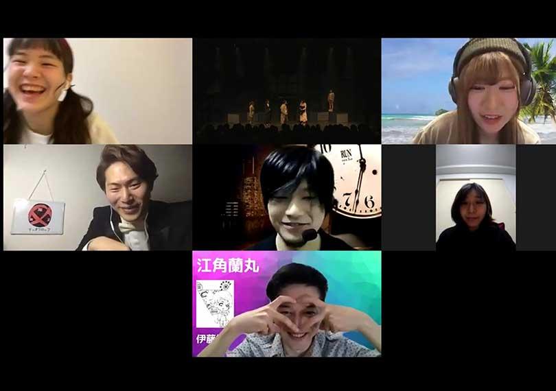 RUN ver.3.0 サイバー上映会1回目