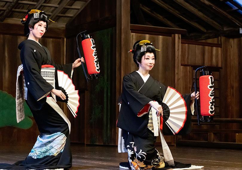 レプラカンSAKURA  代々木能舞台動画配信公演