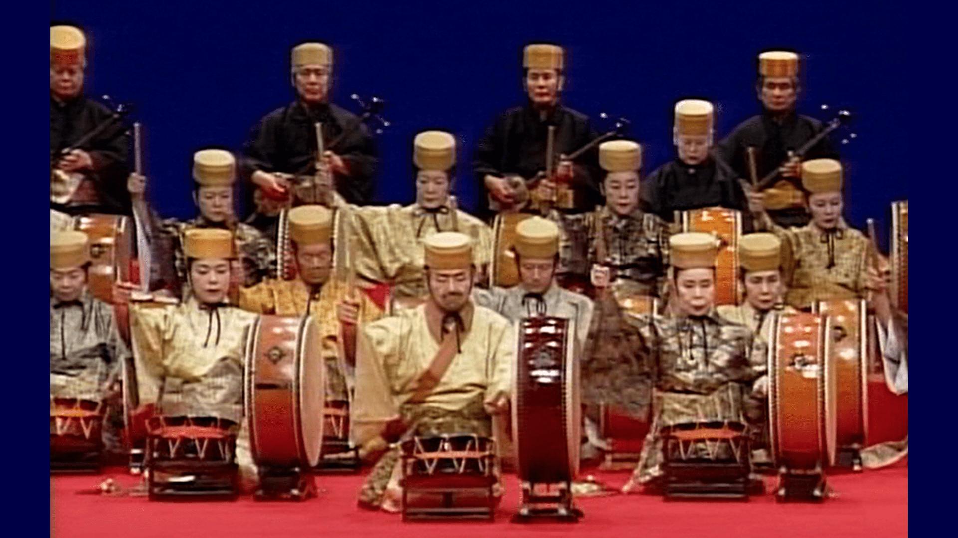 ~寄らてぃ打ちならす~沖縄伝統太鼓の響き