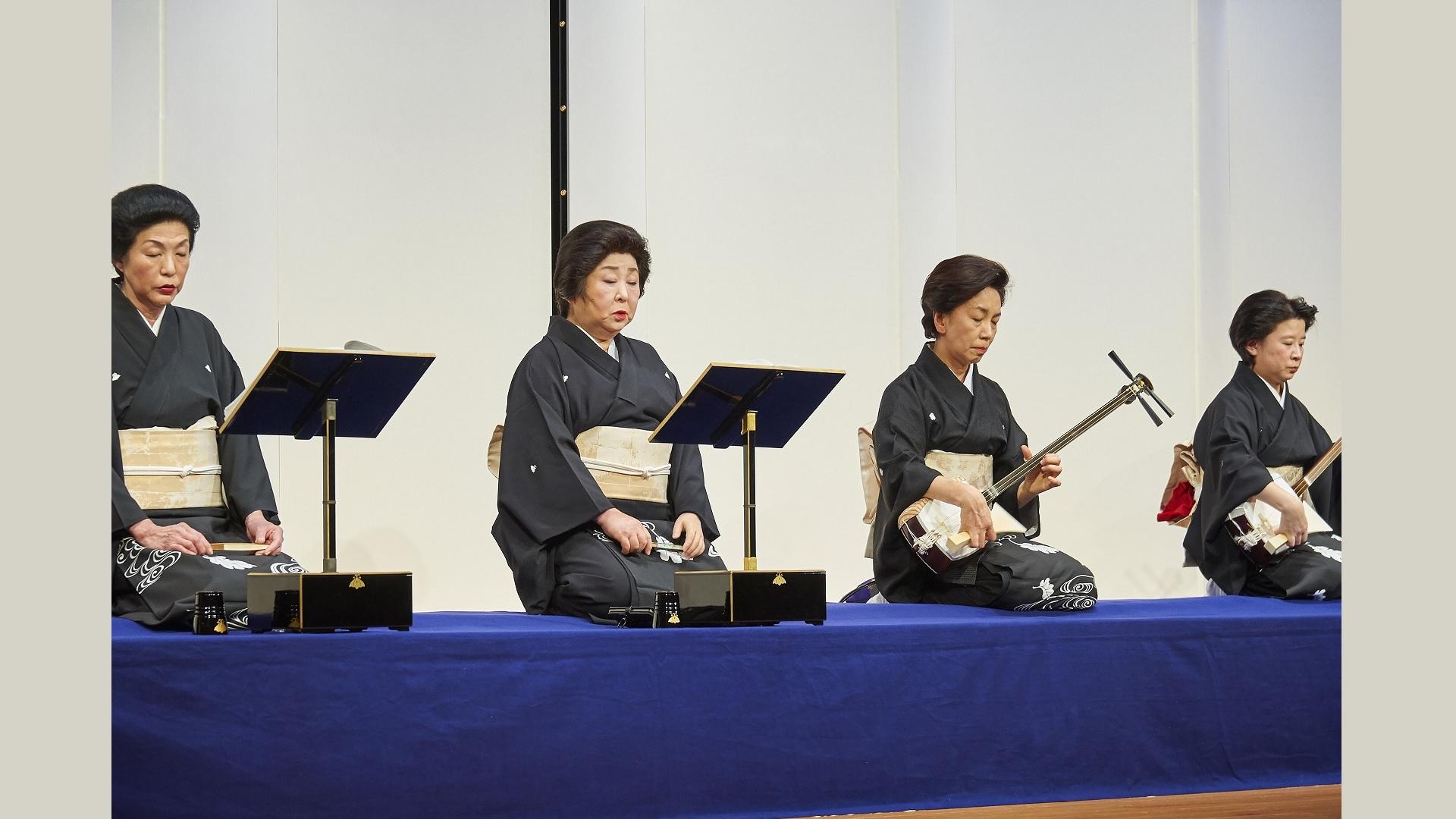 江戸三味線音楽の変遷 第7回 美意識の発露